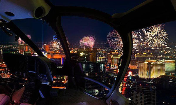 Sundance Helicopters New Years Eve