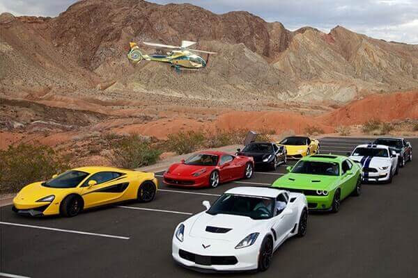 World Exotic & Muscle Cars